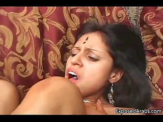 Real indian slut sucks and gets fucked