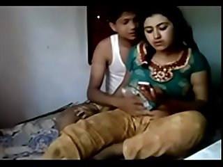 Desi lover fucking his horny girlfriend period mp4