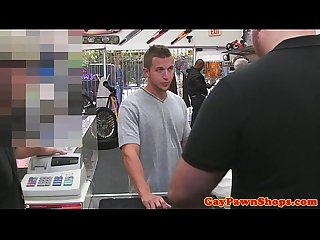Straight pawnshop amateur guy needs cash