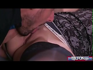 Housewife in stockings squirting caroline ardolino 01 Video 18