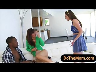 Elektra rose and syren demer interracial threesome action