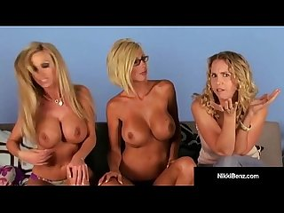 Penthouse Pet Nikki Benz & Fuck Bud Puma Swede Nude on Cam!