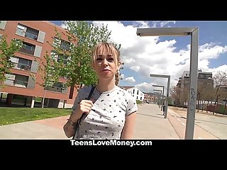 Teenslovemoney teen will fuck for money