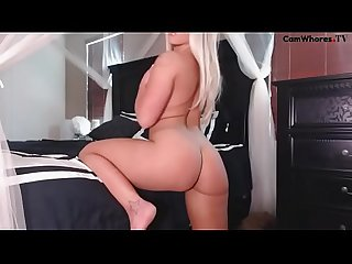 Hot blonde teases to cum kendra kennedy
