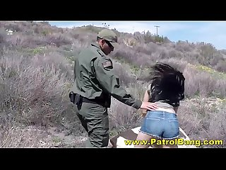 Hot slutty latina banged as punishment