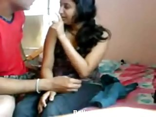Desi beautiful girlfriend nitu sing fucked in boyfriend s room