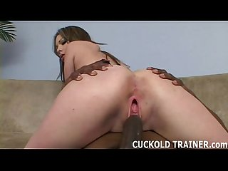 You have to earn your place as my cuckold