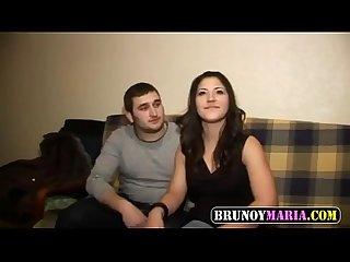 Mi mujer y yo un cornudo folla asi Para brunoymaria y quiere probar con otros period 100 percnt amat