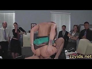 Monique alexander public office anal fucking