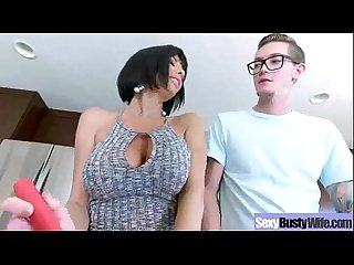 Busty Housewife (veronica avluv) Enjoy On Cam Hardcore Sex movie-28
