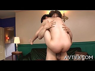 Fantastic and wild oriental oral stimulation