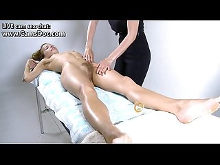 Erotic massage for sexy girl till orgasm www camsdoc com
