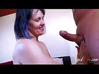 Agedlove horny Mature tigger hardcore Fucking