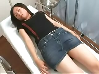 Sleeping paitient gets cock by doctor bac sy hiep dam