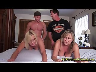 The TABOO Family Fucks a Friend