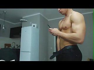 Russian muscle guys