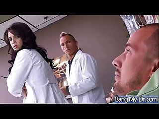 Sexy Patient (noelle easton) Recive Hard Intercorse From Doctor As Treat clip-23