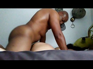Latina milf takes my bbc deep