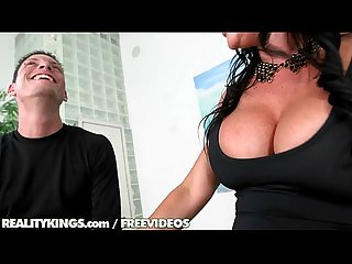 Reality kings sexy milf dayton gets a rub down
