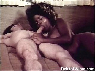 Vintage Interracial Erotica 1970s - The Open Road