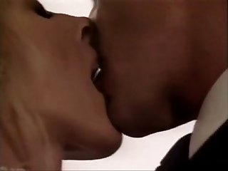 Amber woods tom byron marc wallice in classic porn scene