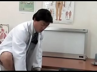 Bitch wife fucking doctor by Husbands side