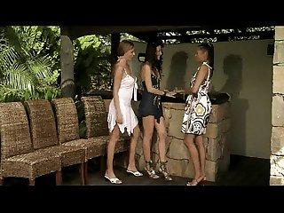 3 amazing lesbians