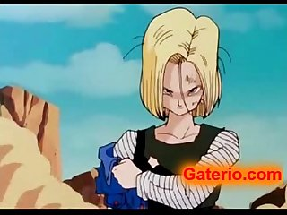 Vegeta Follando con 18 en Dragon Ball XXX Anime Hentai