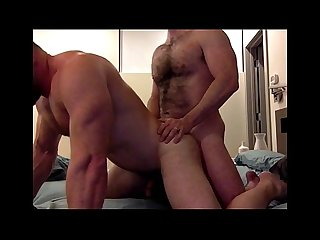 Two married str8 men giving it a go live on www hornybrocam com