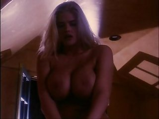 Anna nicole smith sex scene with old man to the limit
