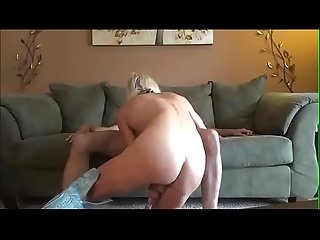 Transslave period com one best anal creampie with chastity cum eating