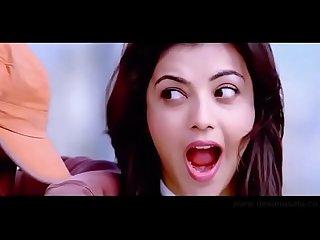 Kajal agarwal hot boob show desimasala co