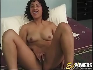 EDPOWERS - Ebony Tami Kahn pounded in big cock casting