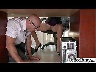 In office busty slut girl fucks hard style lela star vid 27