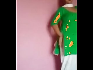 Www nowwatchtvlive org indian Desi girl dance in green dress