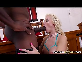 Bbc slut barbie sins tries Anal Sex with mandingo