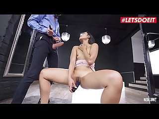 HER LIMIT - #May Thai #Luca Ferrero - Tight Ass Asian Teen Takes It Hardcore In Both Holes