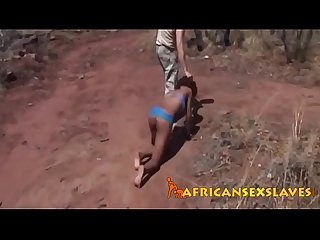 Bonded african babe sucking and riding white cock angen gefick vol1 1 edit ass 1
