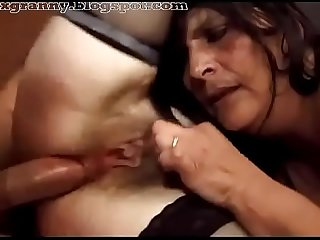 Matures anal and ass to mouth