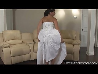 Tiffany preston bride Tiffany fucking on couch