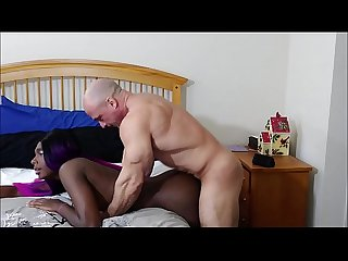 Paris Love sneezes and gets creampied
