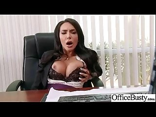 Superb woker girl lela star with big tits get hard sex in office clip 17