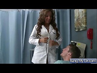 Action scene between nasty doctor and horny patient richelle ryan movie 26