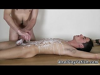 Gay chubby sm bondage movies and cum cup Mask bondage full length