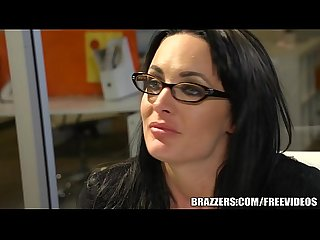 Brazzers alektra blue is one hot secretary