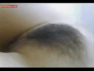 Shy Vietnamese hot cam girl