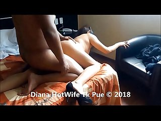 Diana Hotwife con corneador en zacaola puebla