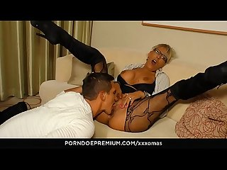 Xxx omas hardcore german amateur fuck with Mature blondie lana vegas
