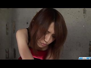 Perfect trio for small tits angel rino mizusawa