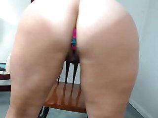 Hot mature masturbate